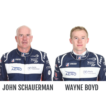 JOHN SCHAUERMAN AND WAYNE BOYD