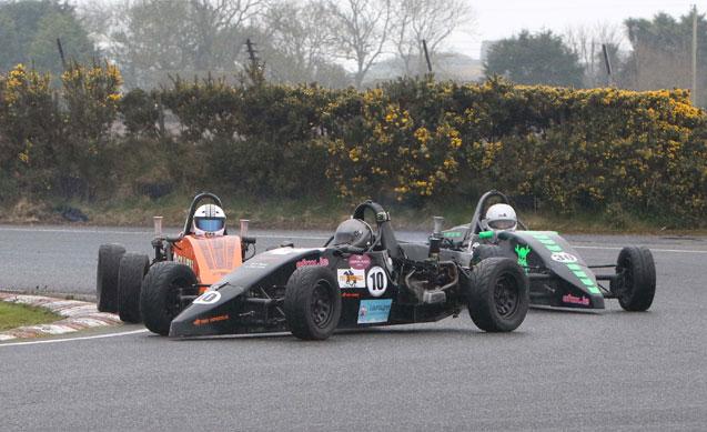 Paula Moore Formula Vee victory