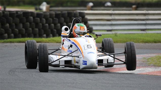 FF1600 race
