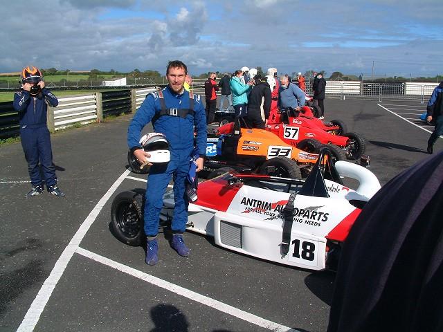 Car Race Meeting August