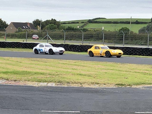 Car Race Meeting October