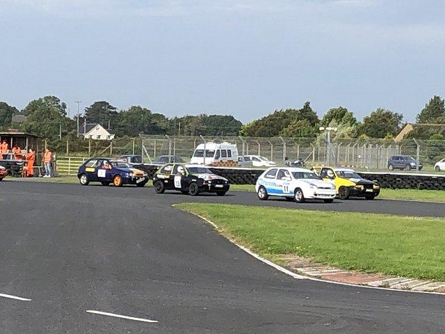 Car Race Meeting