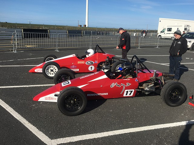 Car Race meeting July