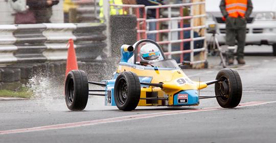 Picture of Ryan Campbell FF1600 - Graham Baalam-Curry