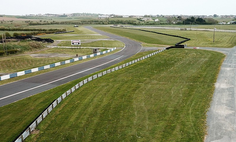 Trees planted at Kirkistown