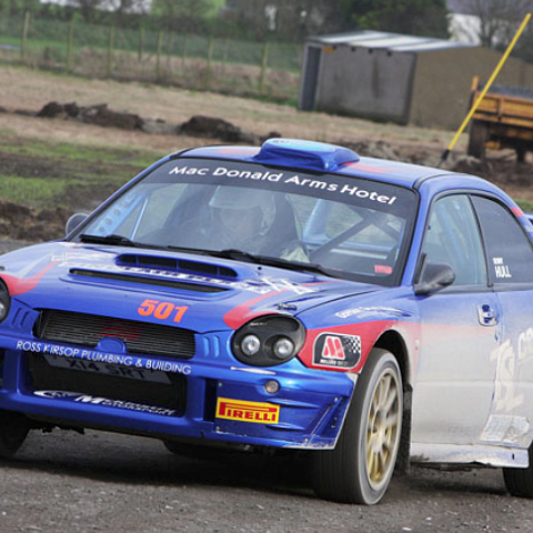 Rally Test Day